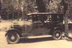 Año 1932. En el Parque de El Retiro (1).