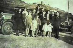 Año 1932. Familia numerosa.