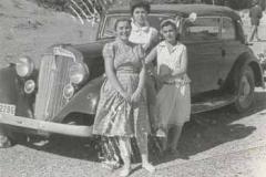 Año 1954. Autounion coupé.
