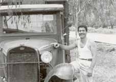Año 1956. Camioneta Ford.