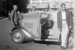 Año 1950. Fiat Balilla.