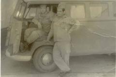 Año 1954. Furgona VW.