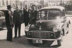 Año 1954. Morris Minor.