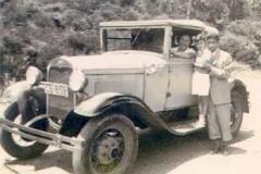 Año 1952. Ford A Tudor.