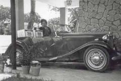 Año 1960. MG de reparto.
