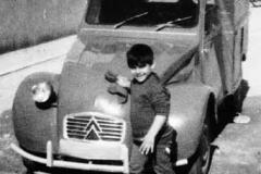 Año 1965. Furgoneta 2 CV.