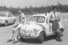Año 1967. El 600 de Pérez Hick.
