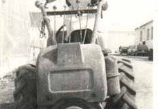 Año 1966. Motocultor.