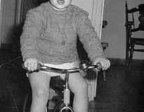 Año 1962. Antes y después de una bicicleta.