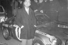 Año 1968. Rally en Córdoba.