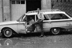 Año 1967. Ford Galaxy.