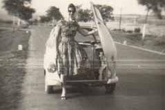 Año 1960. Un huevo.