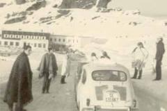Año 1968. Cumbres de Sierra Nevada.