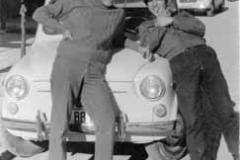 Año 1966. Un 600 en Arahal.