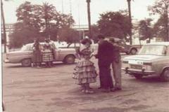 Año 1964. Día del turista.