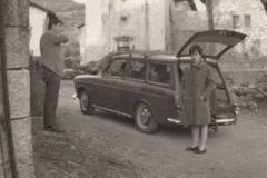 Año 1966. Volkswagen Variant.