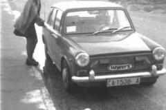 Año 1975. Austin 1300.