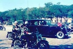 Año 1972. Rolls Royce.